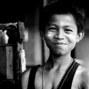 Boy With A Great Smile @ Myanmar