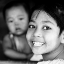 Girl With Starry Eyes @ Myanmar