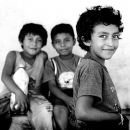 Eyes Of Three Boys @ Mexico