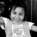 Girl With A Exuberant Smile @ Mexico