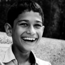 Laughing Boy @ India