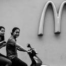 Big M And Motorbike
