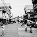 Main Street Of Banaue