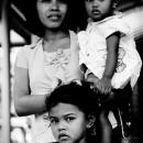 Three Ladies In Kuala Lumpur