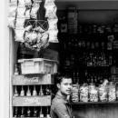 Man Beside Bottles Of Cola
