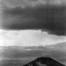 Mt.Fuji Between Clouds