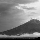 Mt.Fuji And Clouds