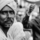 Eyes Of A Turbaned Man