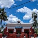 雲の下の教会