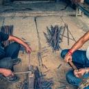 金槌と鑿と屑鉄