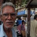 眼鏡の老人