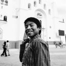 Smile Of A Shoeshine Boy