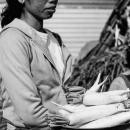 Woman Selling Radishes