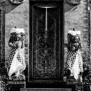 Door Flanked By Deities