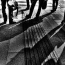 Shadows Of Legs