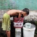 Boy And A Bucket