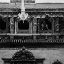 Woman By The Window Of Kumari House