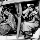 Women On The Car