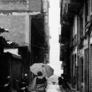 Umbrella In The Hard Rain