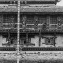バク・バイラブ寺院の正面