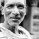 Ill-shaven Rickshaw Wallah