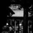 龍山寺で世間話