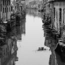 Deserted Water Passage In Suzhou