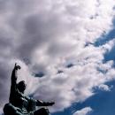 Statue Of Peace In Nagasaki Peace Park