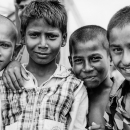 Four Boys I Met At Sadarghat