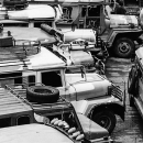 Cluster Of Jeepneys