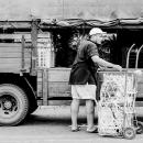 Unloading Man