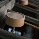 荏原神社の柄杓