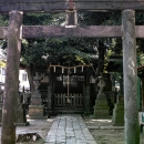 Small Shinto Shrine In Shinagawa