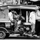 Auto Rickshaw Without The Driver