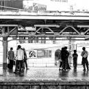 神田駅の人びと
