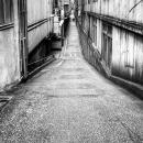 Deserted Straight Passageway