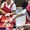 Women Making Wonton