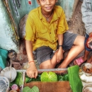 Boy Selling Paan @ India