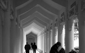 中正紀念堂の回廊