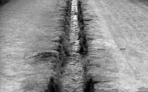 Long Narrow Water Way
