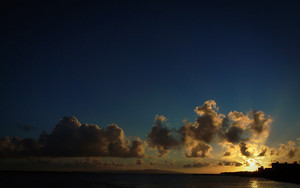 Sunset In Ishigaki