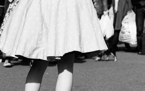 女の子の影もまた踊る