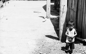 Boy In The Village