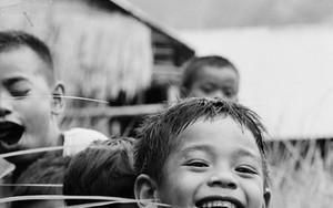 山道で出会った少年の笑顔