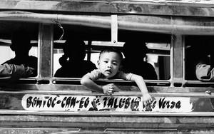 Boy On Jeepney