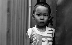 Boy Having A Buzz-cut