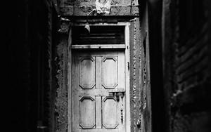 Door In The Dark Alley