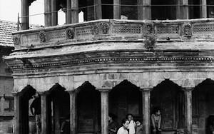 ダルバール広場のクリシュナ寺院