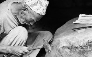 Blacksmith Wearing A Dhaka Topi