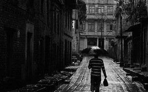 Umbrella Goes